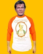 Image of Orchard Handsome Gentlemen's Raglan - Burnt Orange