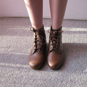 Image of Deery Ankle Boots