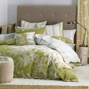Image of wattle bedlinen set