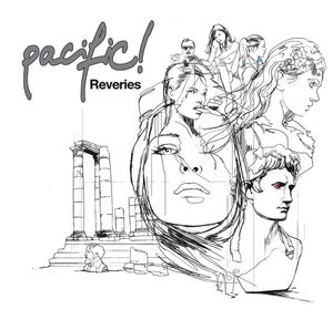 Image of PACIFIC! 'REVERIES' CD ALBUM