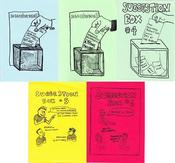 Image of Suggestion Box mini-comics