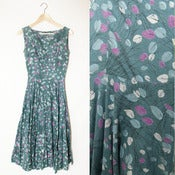 Image of MOD FEATHER DRESS // S-M