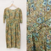 Image of DUSTY MONET DRESS // M