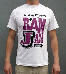 "Image of ""Ram Jam"" - Purple/Black"