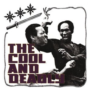 Image of The Cool and Deadly - s/t CD