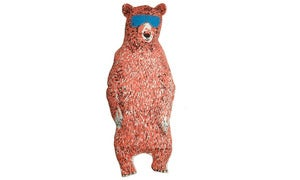 Image of Pink Sunglasses Bear