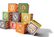 Image of SPANISH ABC BLOCKS