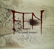 Image of Fen - Of Losing Interest (CD)