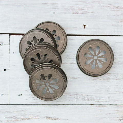 Image of Decorative Jar Lids
