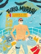 Image of Thrill Murray (colouring book)