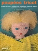 Image of Poupee Tricot -1975 - French Craft Book