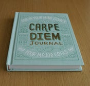 Image of Carpe Diem Journal