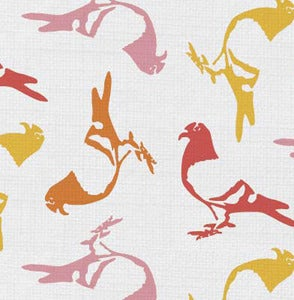 Image of pigeon - fabric sample