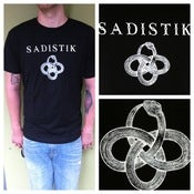 Image of Sadistik - Hungry Snake Tee
