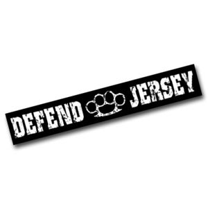 Image of Defend Sticker