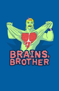 Image of Brains, Brother