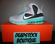 Image of Nike Lebron IX (9) GS &quot;South Beach&quot; 