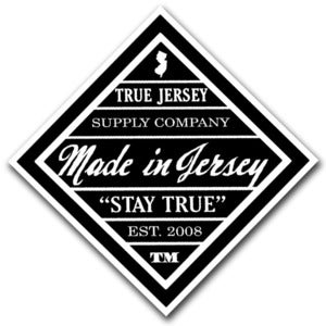 Image of Made in Jersey Sticker