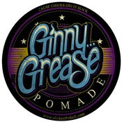 Image of Ginny Grease Hair Pomade - 4oz Can