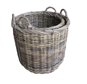 Image of Big Rattan Basket