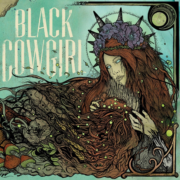 Image of Black Cowgirl Double Ep (CD) 2012