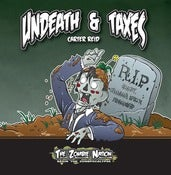 Image of The Zombie Nation Book 1: Undeath &amp; Taxes