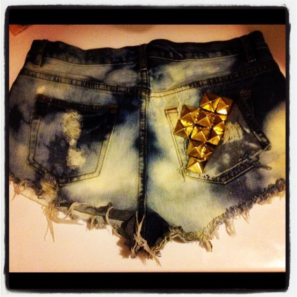 Image of SLS Damage Betty shorts