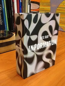 "Image of Rex Ray ""Information"" Book"