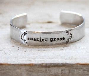 Image of Amazing Grace *charity* bracelet