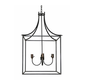 Image of Metal Lantern