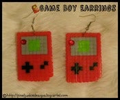Image of Game Boy Earrings