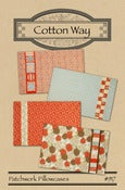 Image of Patchwork Pillowcases - Paper Pattern #917