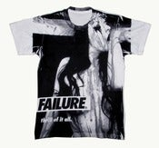 Image of Metal Death T-Shirt By Failure