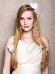 Image of Christian Siriano for SinCerae Head Piece No. 3 (White)