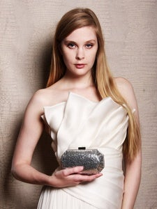 Image of Christian Siriano for SinCerae Glitter Clutch