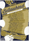 Image of Bellowhead Tour Print