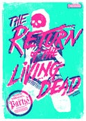 Image of Return of the Living Dead Screening Print