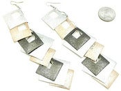 Image of Multi Square Dangles