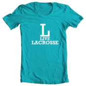 Image of L-Live Lacrosse - Teal