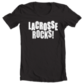 Image of Lacrosse Rocks - Black