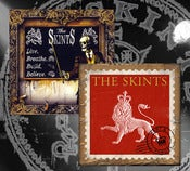 Image of Both Skints CDs