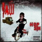 "Image of Hopsin ""RAW"" Album Plus Free Nick Rage ""Gemini"" Album"