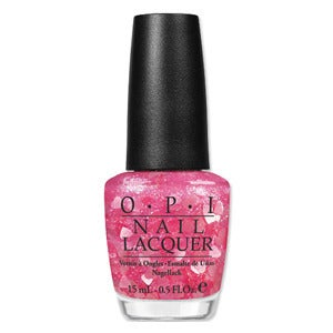 Image of OPI Nail Polish Vintage Minnie Mouse Collection Summer 2012 M13 Nothin' Mousie Bout It