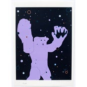 Image of 'Yeti Arms Up' SOLD OUT