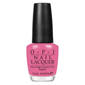 Image of OPI Nail Polish Vintage Minnie Mouse Collection Summer 2012 M15 If You Must You Moust