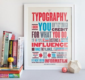 Image of Dear Typography