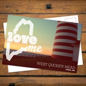 Image of LoveME Postcard