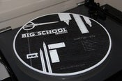 Image of Big School LP Slipmat