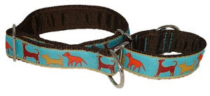 Image of Dog Trail Martingale Collar in the category  on Uncommon Paws.