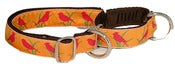 Image of Birds Martingale Collar